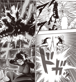 Bomb et Bang laminent Rex