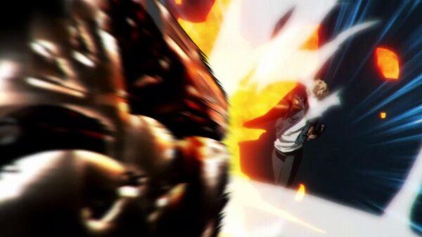 G4 vs Demon Cyborg
