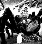 Manga - Araña Saltarina