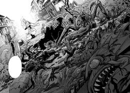 Saitama Monster Slaughter