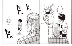 Finalement le monstre préfère ne pas déranger King