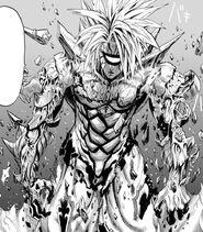 L'armure de Boros se désagrège