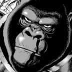 Armored Gorilla Icon
