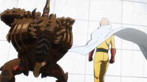 Saitama vs. Carnage Kabuto