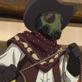 Gasmask Cowboy IA
