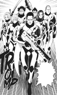 Narinki's Private Squad