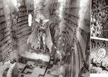 Mécanisme d'aménagement de la salle principale du QG des monstres