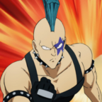 Mohican Anime