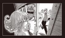 Tatsumaki abandonnée dans sa cellule