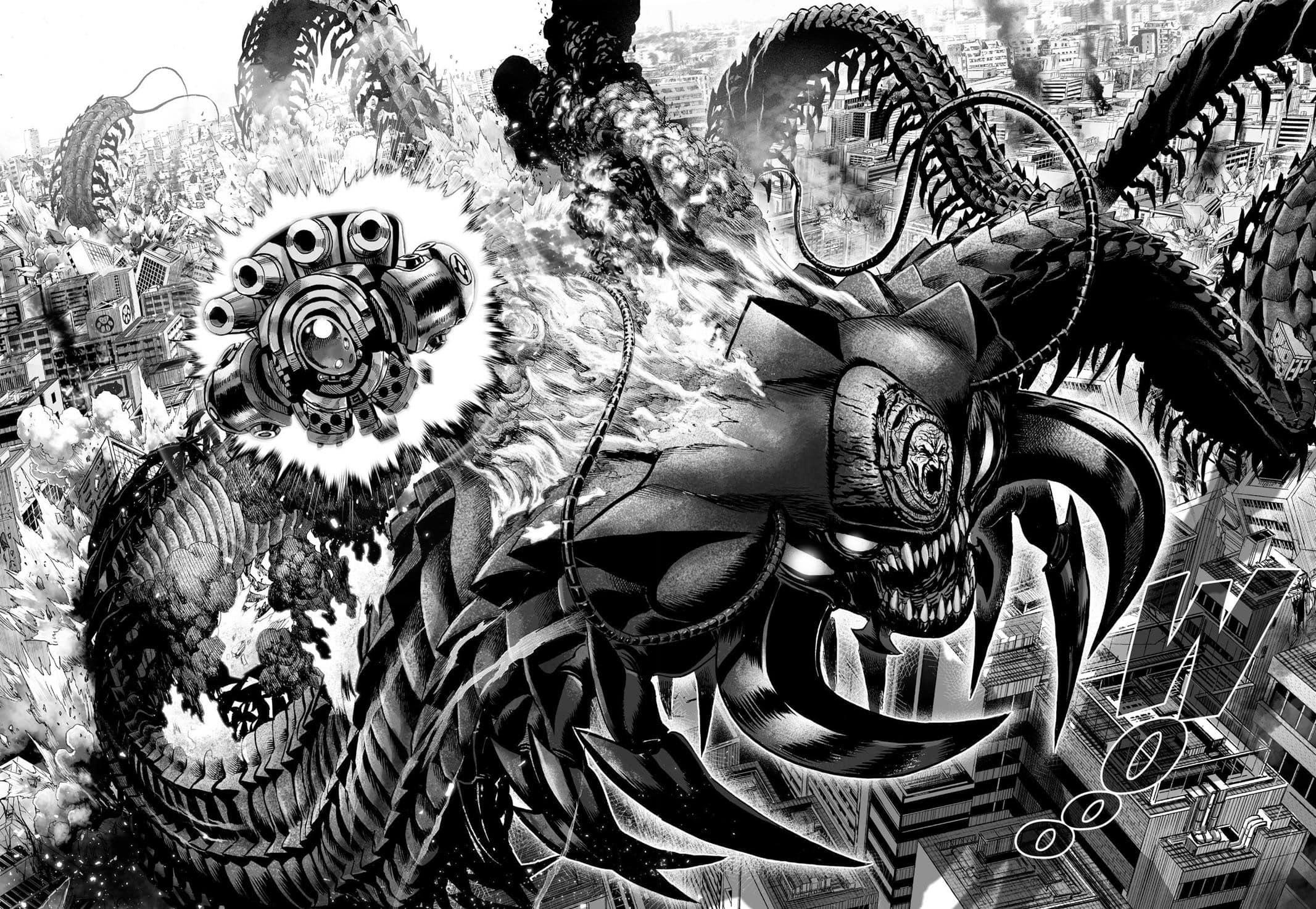Bofoi vs. Elder Centipede