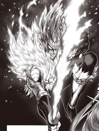Hellfire Monster