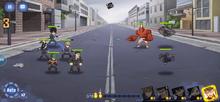Road to Hero gameplay