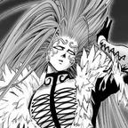 Дьявольски длинные волосы, манга