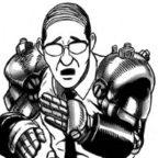 Armored Chief Clerk Icon
