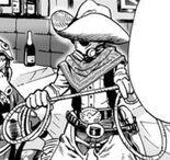 Gasmask Cowboy IM