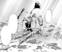 Child Emperor kills Phoenix Man