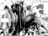 Larva di Cicala dell'età di 170.000 anni