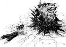 El fin de Gouketsu