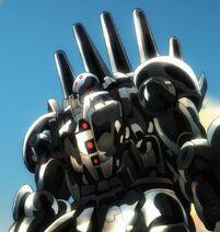 Metal Knight robot (animé)