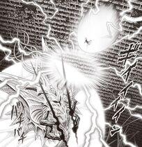 Tornade Tragique VS Psykos et le Roi des Monstres