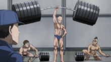 He's that strong
