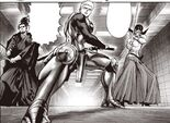 Travestoc, Iaïron et Bushidozer (manga)