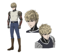 Artwork Genos, saison 1