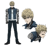 Artwork Genos, saison 2
