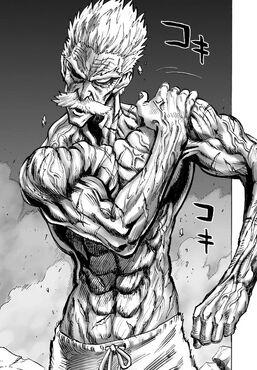 Bang's body