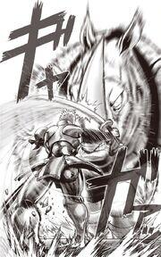 Iaian Rhino Wrestler