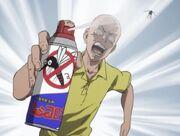 La haine des moustiques