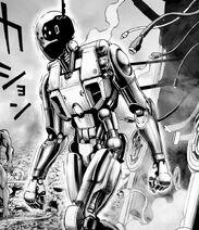 Robot d'exploration IM