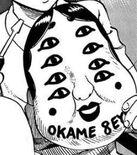 Okame 8Eyes