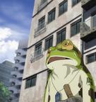Uomo Rana anime