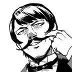 Spring Mustachio Icon