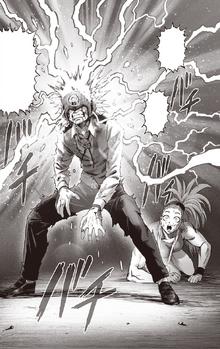 Gearsper desata su poder psíquico