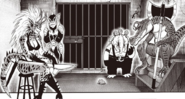 Waganma guards