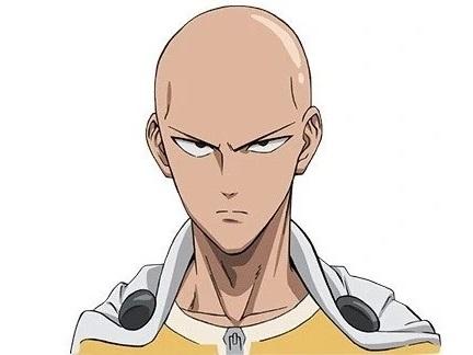 Image - Saitama serious face.jpg   OnePunch-Man Wiki ...