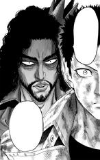 Homeless Emperor ambushes Zombieman