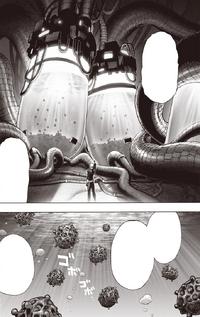 Monster Cells Tanks