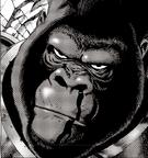 Manga - Gorila Blindado