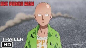 One Punch Man Season 2 - English Dub Trailer (Toonami)