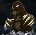 Ground Dragon anime