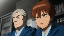 Dotei and Sitch see footage