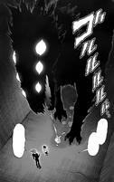 Garou encounters Overgrown Rover