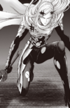 Flashy Flash blessé pour la 1ère fois dans le manga