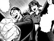 Fubuki excited