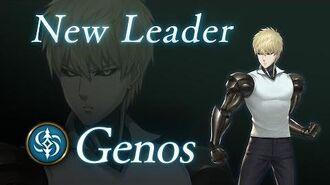 Shadowverse One-Punch Man Leader Genos