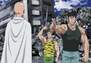 Les 2 frangins provoquent Saitama