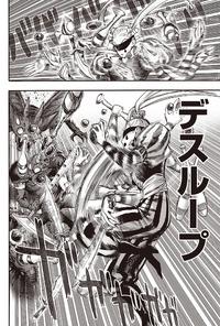 Roulette Mortelle (manga)